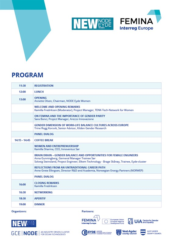 2019 10 10 Bilde _Program NEW  FEMINA Konferanse _final